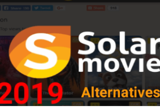 SolarMovie Alternatives and Similar Websites