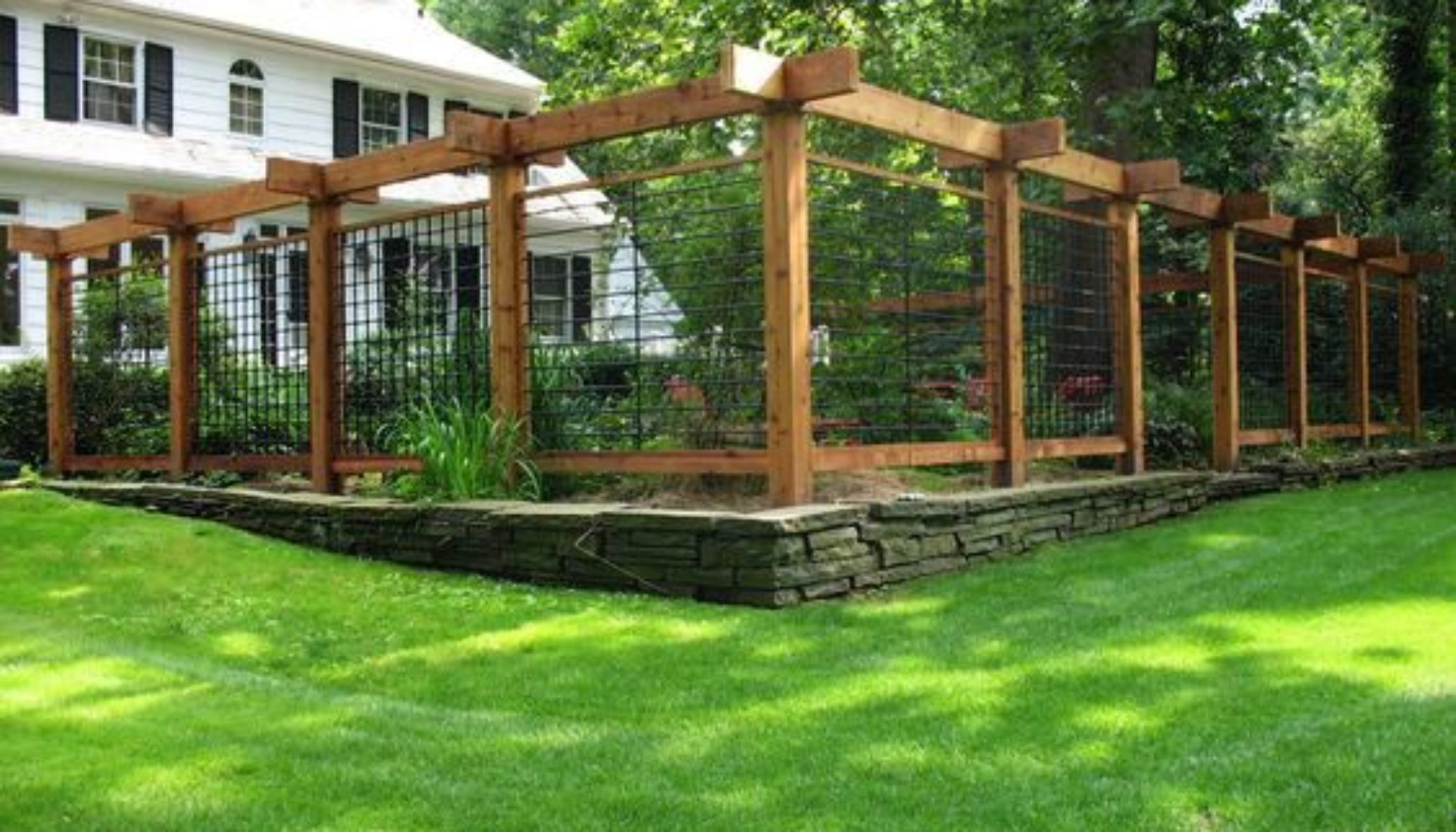 Looking For The Best Garden Fences