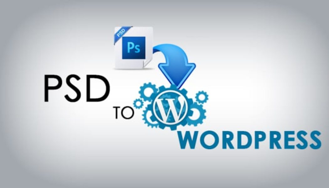 Top 5 WordPress themes for PSD to WordPress conversion