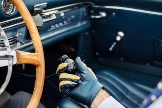 Classic Car Inspired Accessories