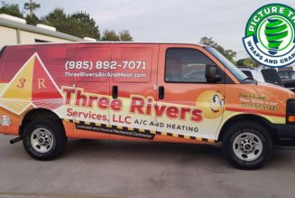 How Vehicle Wraps Can Help HVAC Business Grow