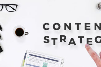 What should be content strategy in 2020?