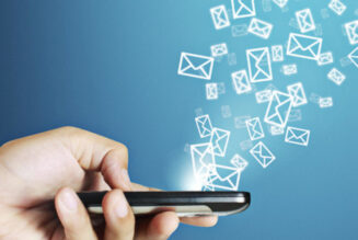 Why SMS sending jobs are highly preferred by people?