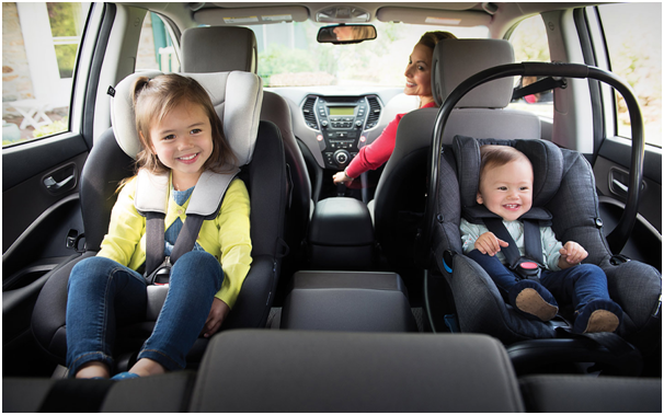 Benefits of using toddlers' booster seats