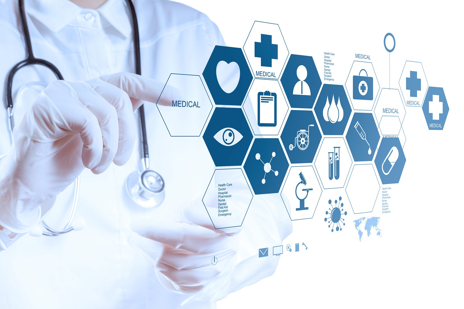 Top 6 genuine applications for medicines and health care services