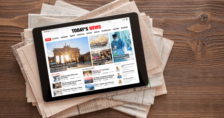 Check Out the Latest News Websites here!