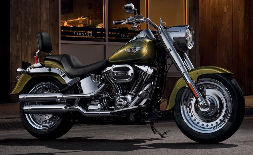 Harley-Davidson Fat Boy – All you need to know