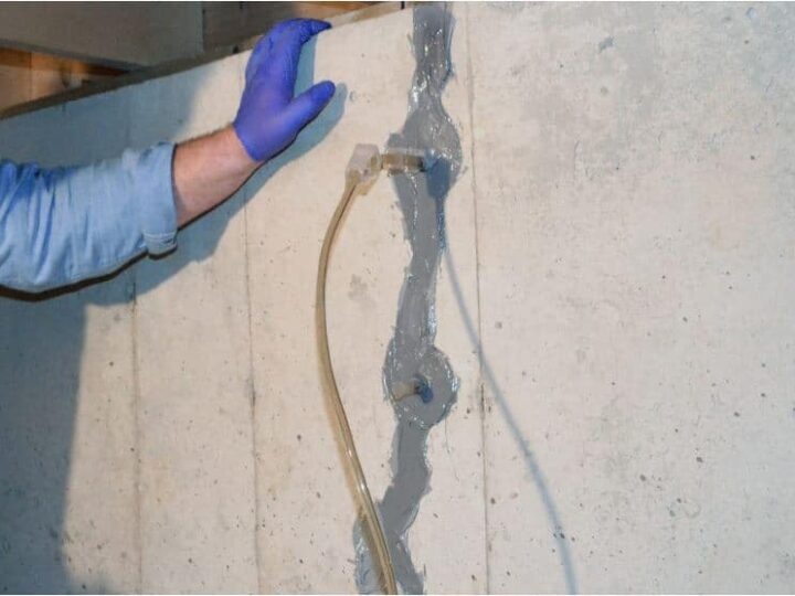 Epoxy Injection Resin & Other Waterproofing Materials