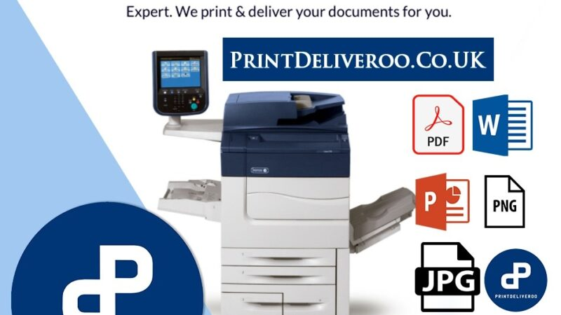 Document Printing – Selecting Your Printing Company