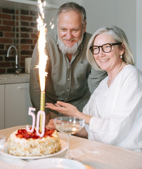 Is there are different anniversary cakes available?