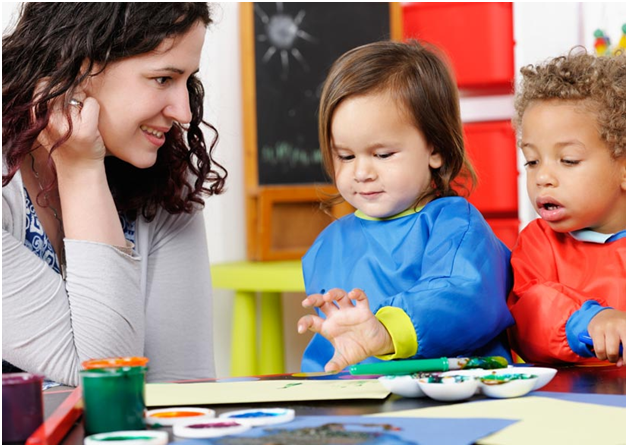 Factors to consider when choosing a child care