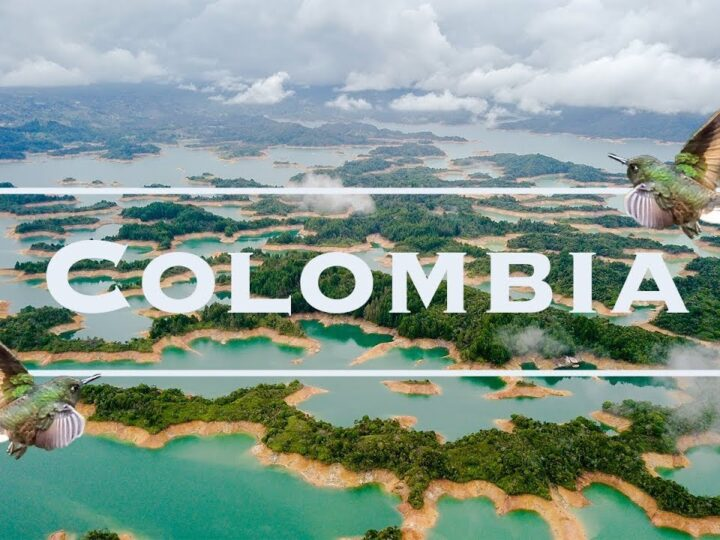Colombia Travel Guide: Attractions You Have Never Seen Before