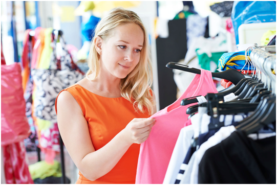 Advantages of online shopping: very competitive prices