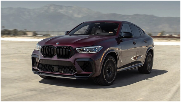 Details to Check for 2022 BMW X6 M