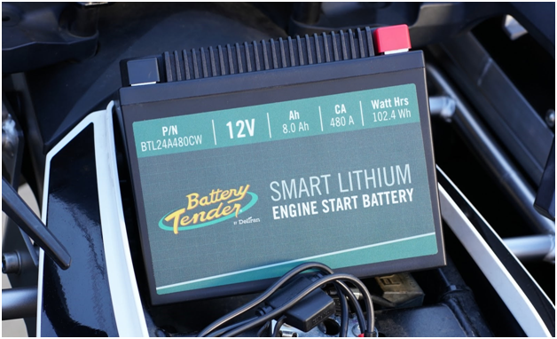 Facts About Lithium Motorcycle Batteries